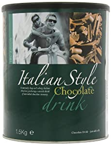 Simply Italian Style Hot Chocolate Powder 1.5 Kg