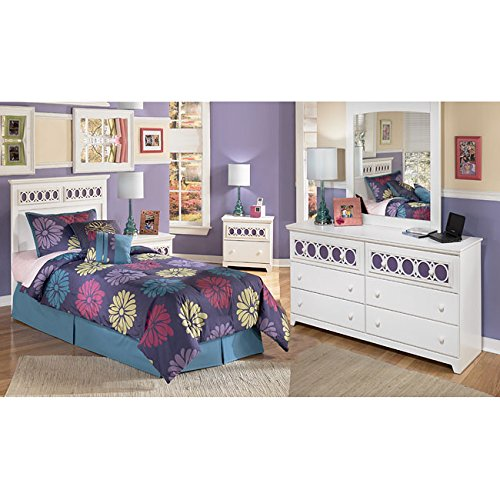 Zayley Headboard Bedroom Set Full