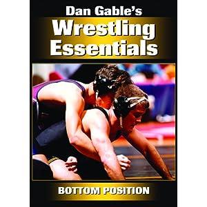 Dan Gable's Wrestling Essentials: Bottom Position DVD movie