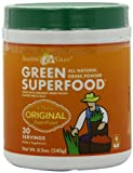 Amazing Grass All Natural Drink Powder, Green Superfood, 8.5-Ounce Container