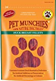 Pet Munchies Duck Fillet 100 g (Pack of 8)