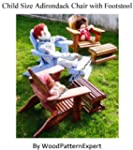 Build Your Own CHILD Size Adirondack...