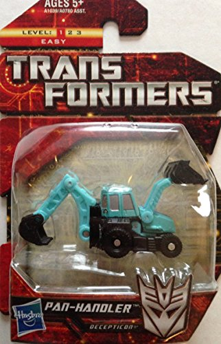 Transformers Pan-Handler Deciticon Mini-Con Class дневник transformers