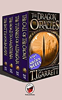 The Dragon Oracles: Omnibus Edition by T.J. Garrett ebook deal
