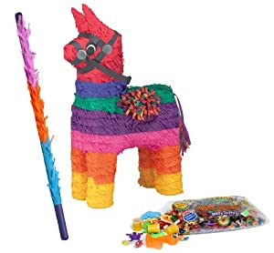 how to make a pinata buster stick