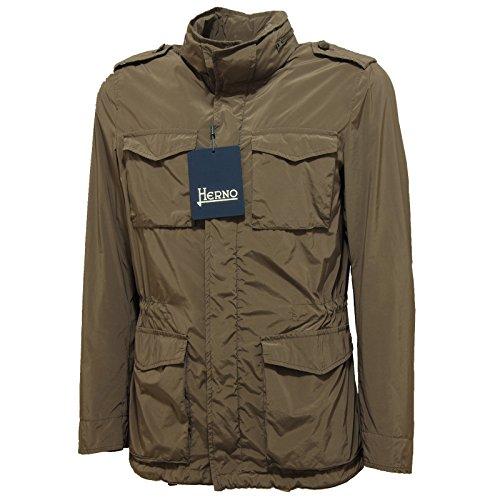 2900Q giubbotto uomo verde HERNO jacket men green [46]