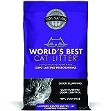World's Best Scented Multicat Clumping Litter - 14 lb