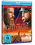 Image de BD * Gettysburg - Extended Edition (2 Discs) [Blu-ray] [Import allemand]
