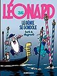 L�onard - tome 36 - Le g�nie se gondole