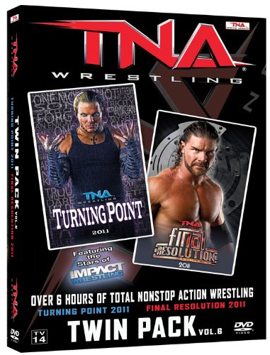 TNA Wrestling Twin Pack: Turning Point 2011 & Final Resolution 2011 [DVD]