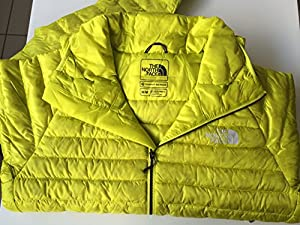 The north face quince pro green S