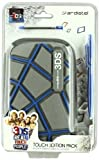 Nintendo 3DS - Touch Edition Pack: 5 Accesorios