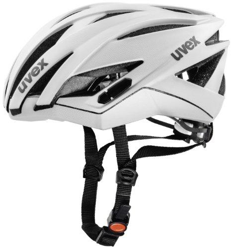 Uvex Casco Per Bici Da Corsa Ultra Sonic - Off Bianco Mat