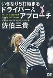 人気女子プロゴルフレッスン VOL.1 佐伯三貴 [DVD]