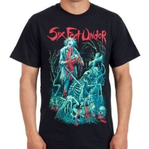 Six Feet Under Undead T-Shirt