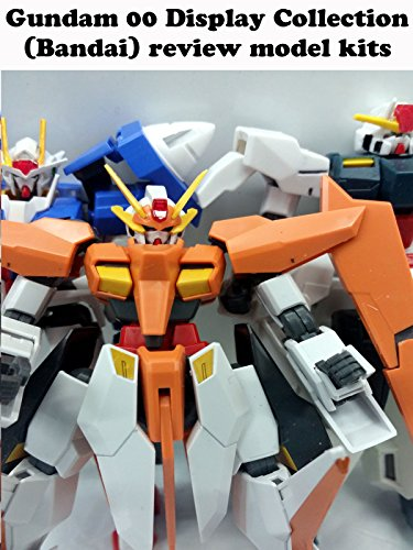 Gundam 00 Display Collection (Bandai) review model kits