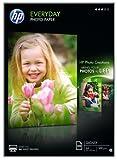 HP Q2510A Everyday Glossy Standard Fotopapier 200g/m² A4...