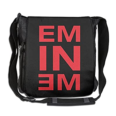 Eminem EMINÆŽM Black Men's Messenger Bag