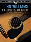 John Williams for Fingerstyle Guitar: Hal Leonard Solo Guitar Library (Book/CD)