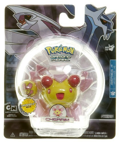 Cherrim - Pokemon Diamond and Pearl Marble Series 4