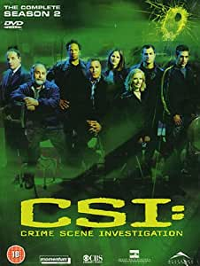 CSI: Crime Scene Investigation - Complete Season 2 [DVD] [2001]