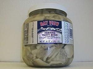 pickled herring in wine sauce 65 oz jar grocery gourmet food. Black Bedroom Furniture Sets. Home Design Ideas