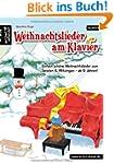 Weihnachtslieder am Klavier: Einfach...