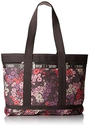 LeSportsac Medium Travel Tote Bag (Wistful Florals)