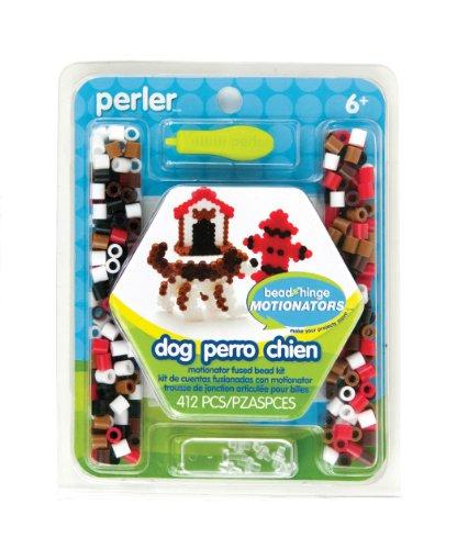 Perler Fused Beads Kit, Dog Motionator - 1