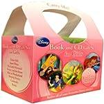 Disney Princess Books and CD Gift Set...