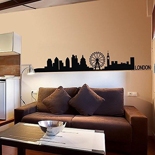 wallsup-vinilo-adhesivo-decorativo-para-pared-con-diseno-de-londres-vinilo-negro-13hx80w