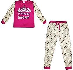 FS Mini Klub Girls' Night suit 4-5 Years (84675KBB-BEETROOT PURPLE4Y_1)