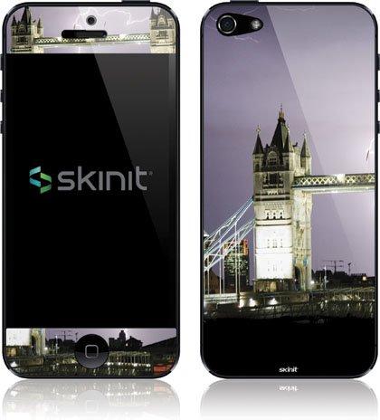 Scenic Cities - London Lightning Over Tower Bridge - Iphone 5 & 5S - Skinit Skin