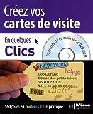 echange, troc Marie-Laure Béchet - Créez vos cartes de visite (1DVD)