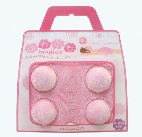中山式 ふわふわmagico4球式 ピンク
