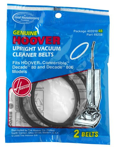 Hoover 40201048 Vacuum Replacement Belt Hoover Upright