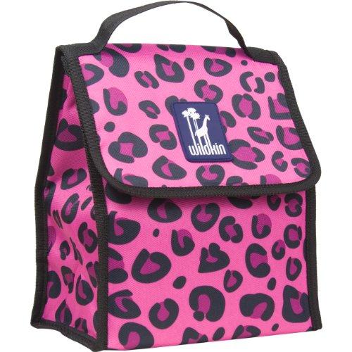 wildkin-pour-enfants-sac-a-dejeuner-motif-leopard-rose-multicolore