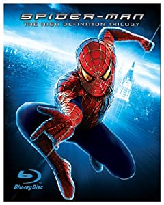 Spider-Man Trilogy [Blu-ray]