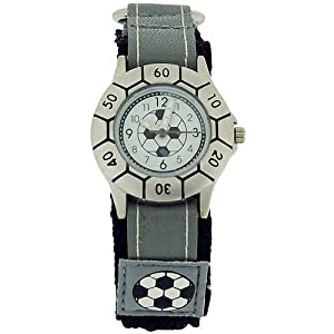 Reflex Grey Football White Dial Boys - Kids Watch KID-0053A