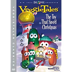 VeggieTales - The Toy That Saved Christmas
