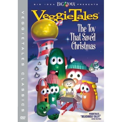 : VeggieTales - The Toy That Saved Christmas: Lesley Benodin, Kristin