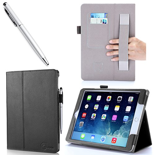 Check Out This Apple iPad Air 2 Case - i-Blason Slim Leathe Book Stand Cover Case for Apple iPad Air...