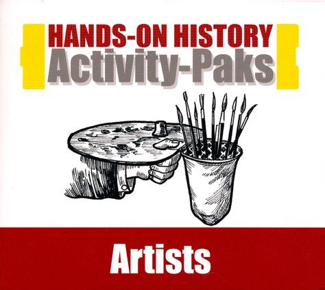 Artists Activity-Pak front-666050