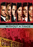 Without A Trace - Season 6 [Import anglais]