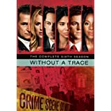 Without A Trace Season 6 [DVD] [REGION 2] ~ Poppy Montgomery...