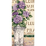 Dimensions Counted Cross Stitch Kit, Hydrangea Floral