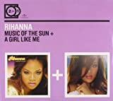 2for1: Music Of The Sun / A Girl Like Me Rihanna