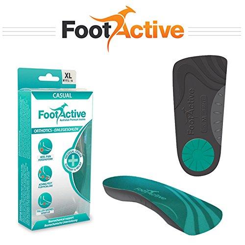 FootActive CASUAL PREMIUM GR. 44 - 45 (L)