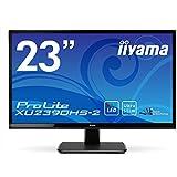 iiyama ディスプレイ モニター XU2390HS-B2 23インチ/フルHD/スリムベゼル/HDMI端子付