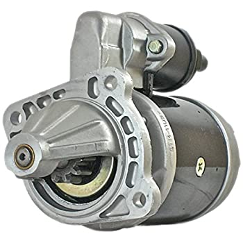 10-T 3.4 Starter Motor with Pinion